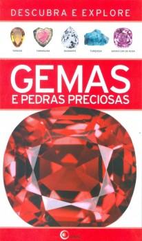 Gemas e pedras preciosas - Descubra e explore, livro de Disal Editora