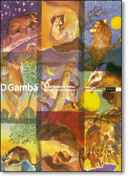 Gamba, O, livro de Neide Simões de Mattos
