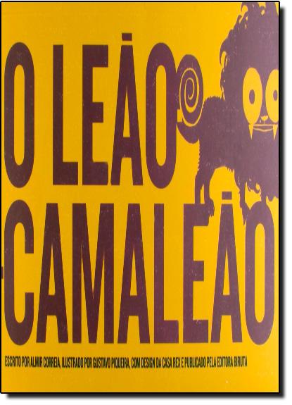 Leão-camaleão, O, livro de Almir Correia