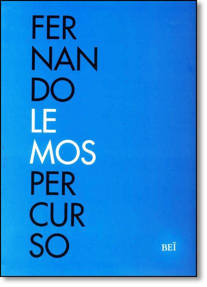 Fernando Lemos: Percurso, livro de Fernando Lemos