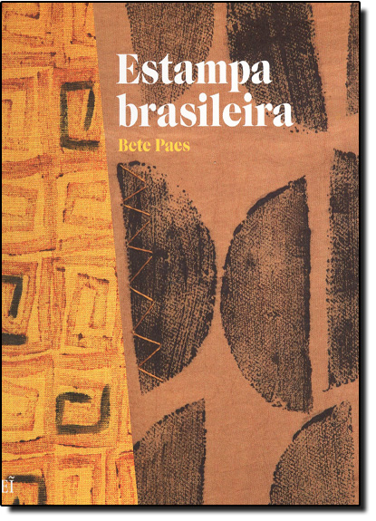 Estampa Brasileira, livro de Bete Paes