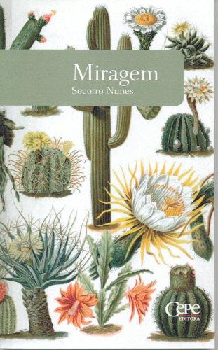 Miragem, livro de Socorro Nunes