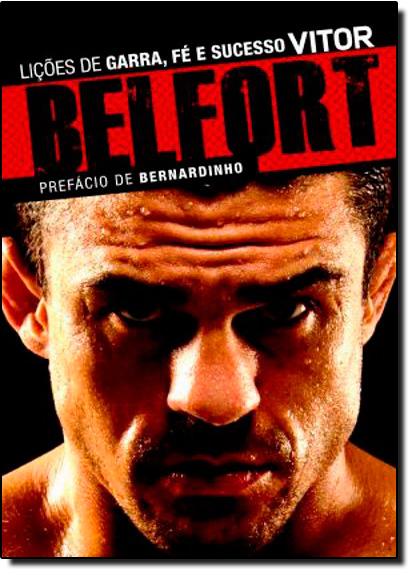 Vitor Belfort, livro de Vitor Belfort