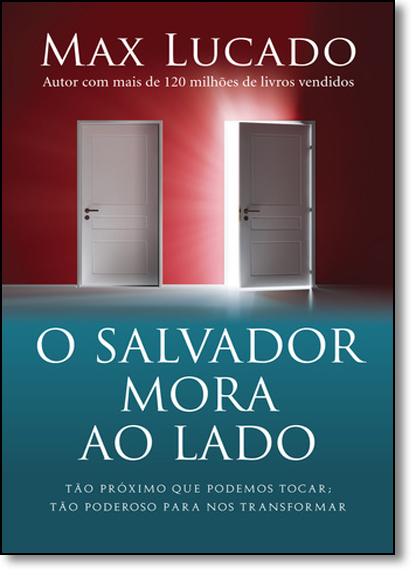Salvador Mora ao Lado, O, livro de Max Lucado