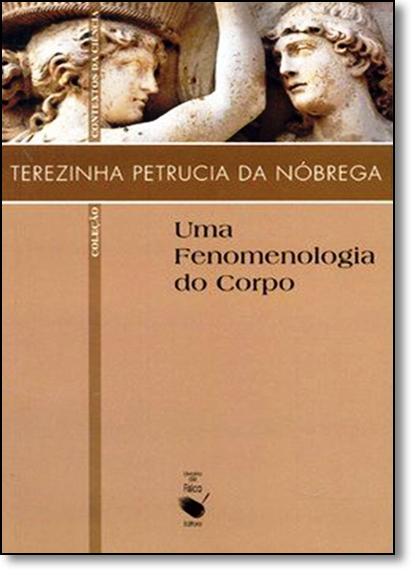 Fenomenologia do Corpo, Uma, livro de Terezinha Petrúcia da Nóbrega