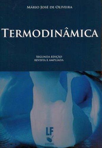 Termodinâmica, livro de Mário José de Oliveira