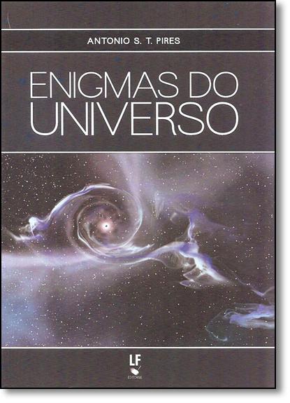 Enigmas do Universo, livro de Antonio Pires
