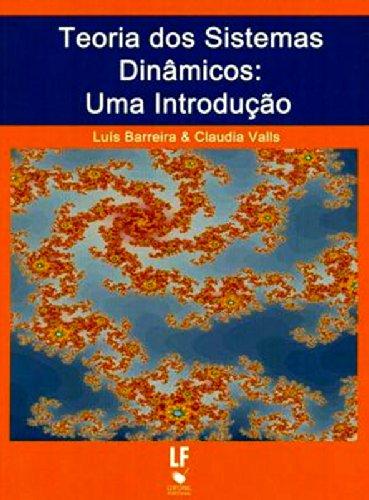 Teoria dos Sistemas Dinâmicos: Uma Introdução, livro de Claudia Valls