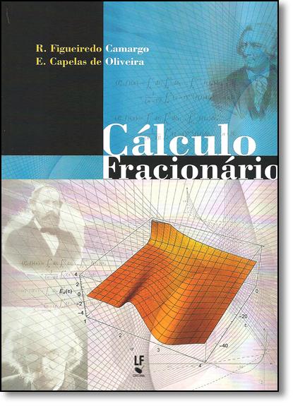 Cálculo Fracionário, livro de R. Figueiredo Camargo