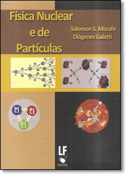 Física Nuclear e de Partículas, livro de Salmon  S. Mizrah