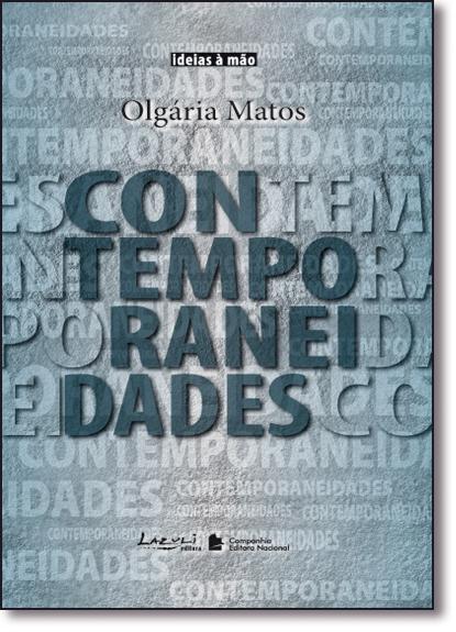 CONTEMPORANEIDADES, livro de Andityas Soares de Moura Costa Matos