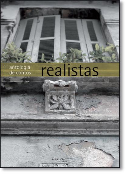 Antologia de Contos: Realistas, livro de Alexandre Costa Quintana