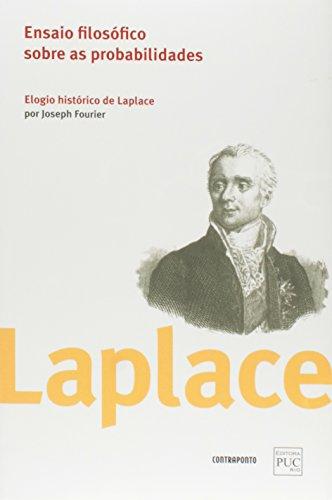 Ensaio Filosofico Sobre As Probabilidades - Leplace, livro de Pierre-Simon Laplace
