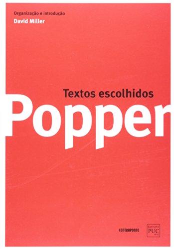 Popper. Textos Escolhidos, livro de Karl Raimund Popper