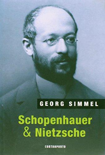 Schopenhauer & Nietzsche, livro de Georg Simmel
