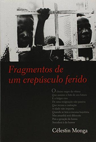 Fragmentos De Um Crepusculo Ferido, livro de