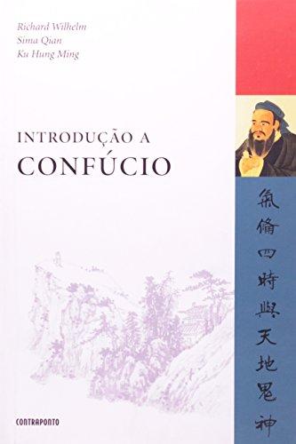 Introduçao A Confucio, livro de Richard Wilhelm