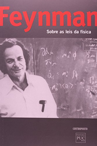 Sobre As Leis Da Física, livro de Richard Phillips Feynman