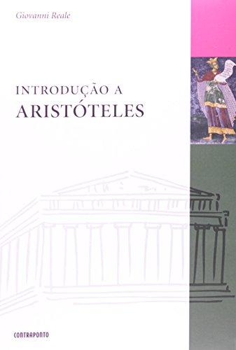 Introducao A Aristoteles, livro de Giovanni Reale
