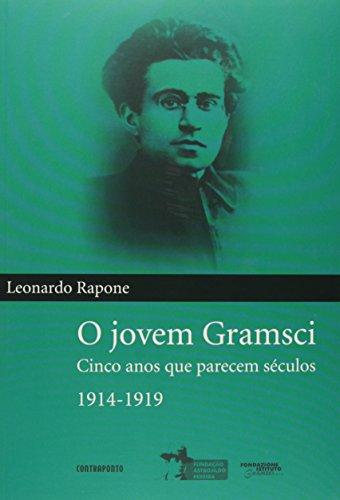 Jovem Gramsci, O, livro de Leonardo Rapone