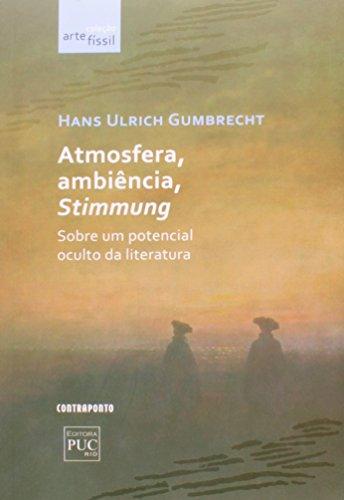 Atmosfera, Ambiencia, Stimmung, livro de