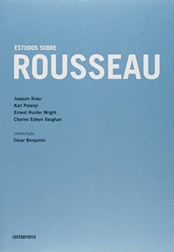 Estudos Sobre Rousseau, livro de Varios