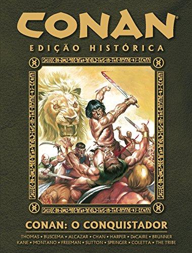 Conan - O Conquistador, livro de Roy Thomas