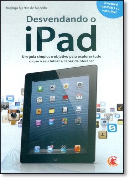 Desvendando o Ipad, livro de Universo dos Livros
