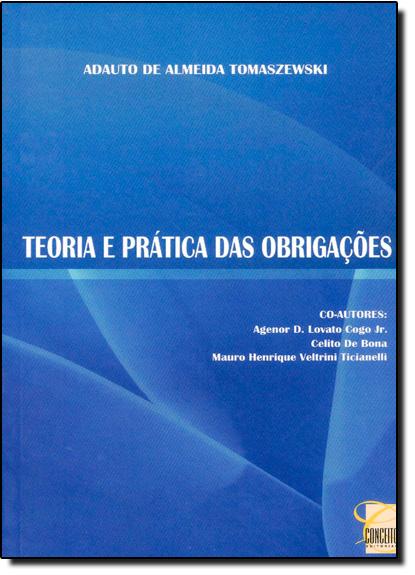 Teoria e Prática das Obrigações, livro de Adauto de Almeida Tomaszewski