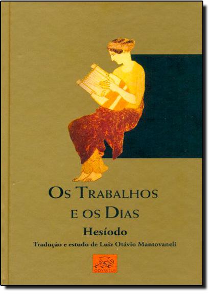 Trabalhos e os Dias, Os, livro de Hesiodo