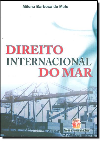 Direito Internacional do Mar, livro de Milena Barbosa de Melo