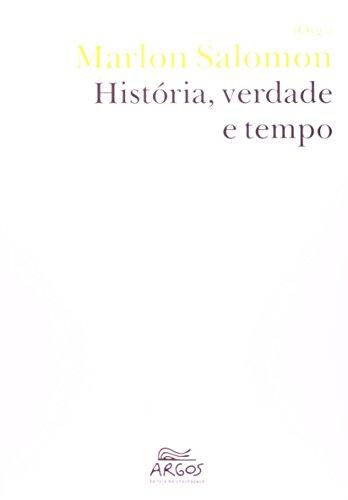 História, verdade e tempo, livro de Marlon Salomon (Org.)