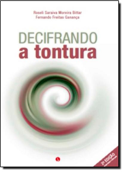 Decifrando a Tontura, livro de Fernando Freitas
