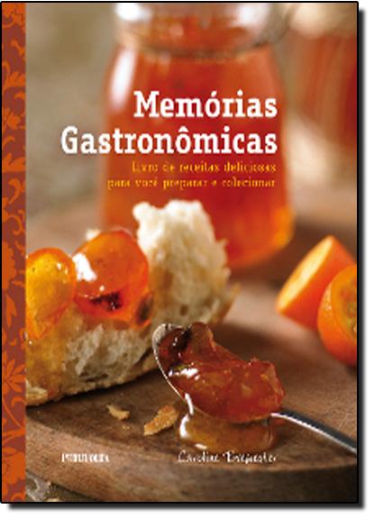 Memórias Gastronômicas, livro de BREWESTER