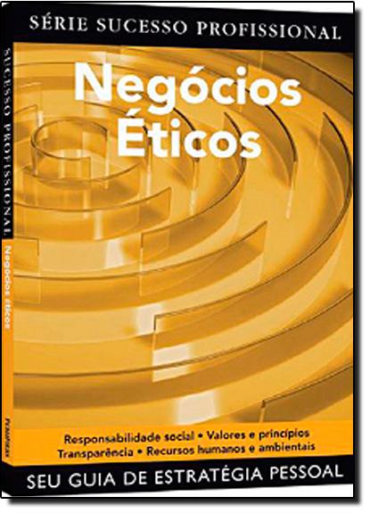 Negocios Eticos, livro de Linda Ferrell