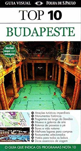 Budapeste. Guia Top 10, livro de Vários Autores