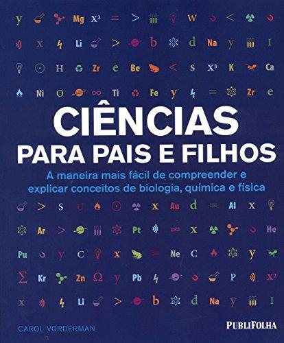 Ciências Para Pais e Filhos, livro de Carol Vorderman