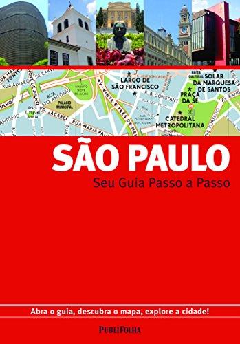 São Paulo. Guia Passo A Passo, livro de Vários Autores