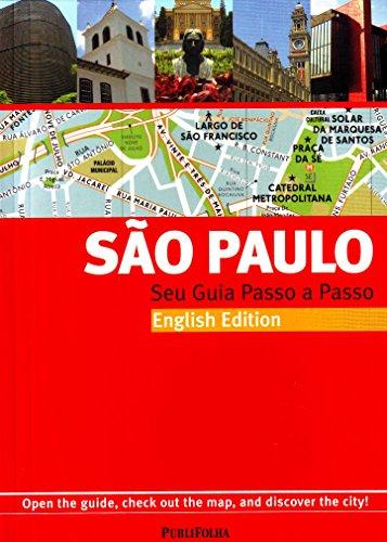 São Paulo ( Inglês ). Guia Passo A Passo, livro de Vários Autores