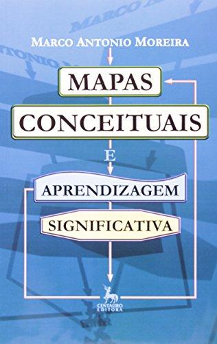 Mapas Conceituais E Aprendizagem Significativa, livro de Marco Antonio Moreira