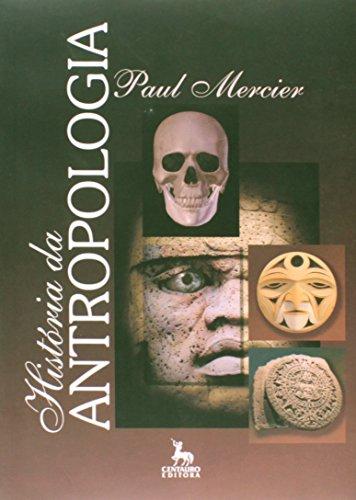 História Da Antropologia, livro de Paul Mercier