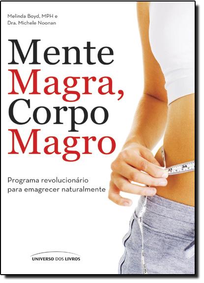 Mente Magra, Corpo Magro, livro de Melinda Boyd