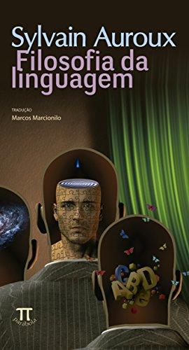 FILOSOFIA DA LINGUAGEM, livro de AUROUX, SYLVAIN