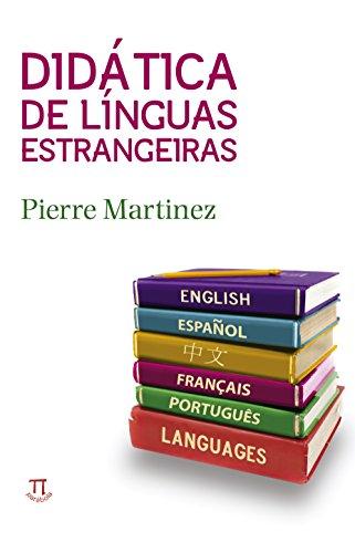 Didática de línguas estrangeiras, livro de Pierre Martinez