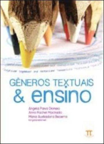 GENEROS TEXTUAIS E ENSINO, livro de VV.AA.