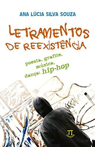 LETRAMENTOS DE REEXISTENCIA, livro de SOUZA, ANA LUCIA SILVA,