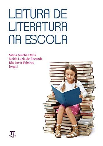 Leitura de Literatura na Escola, livro de Maria Amélia Dalvi, Neide Luzia de Rezende, Rita Jover-Faleiros