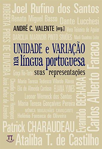 Unidade e Variação na Língua Portuguesa. Suas Representações, livro de Vários Autores
