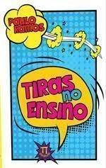 Tiras no Ensino, livro de Paulo Ramos