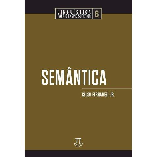 Semântica, livro de Celso Ferrarezi Jr.